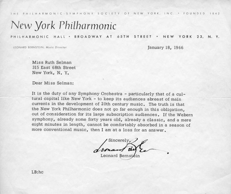 Letter-From_Bernstein_About_Webern_Symphony